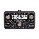 Electro Harmonix Triple Foot Controller Remote Footswitch
