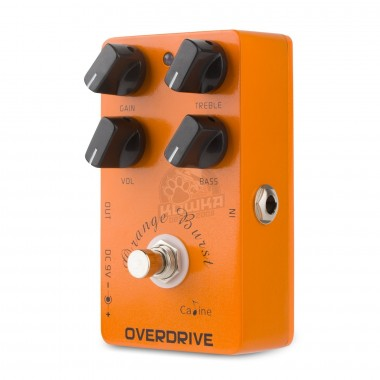 "Overdrive ""Orange Burst"" Caline CP-18"