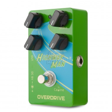 "Overdrive ""Highway Man"" Caline CP-25"